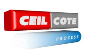 Ceilcote 3D Logo