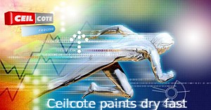 ceilcote ftl_fast drying paint