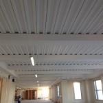 spray painting ceilings