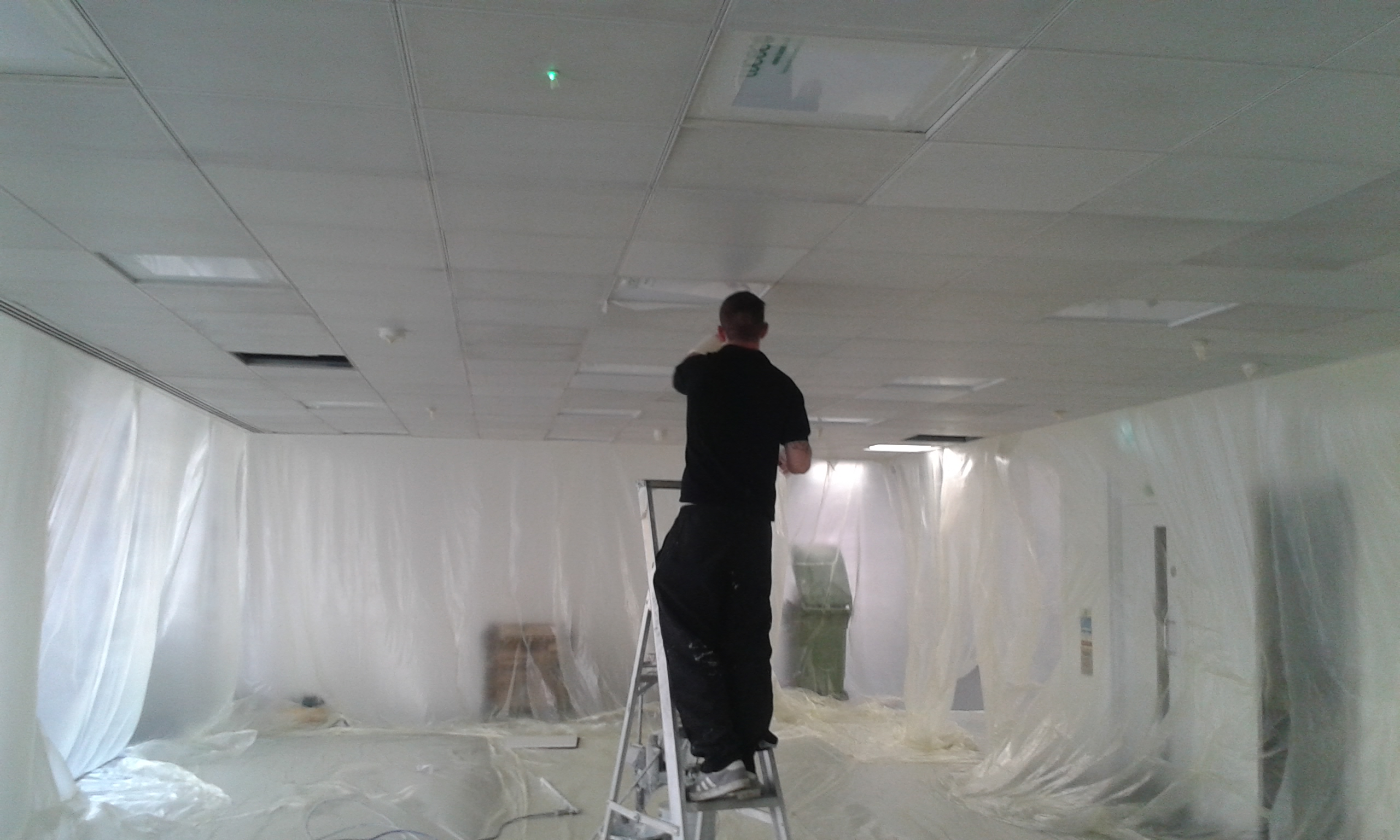 Spray Painting Walls And Ceilings Blog Avie