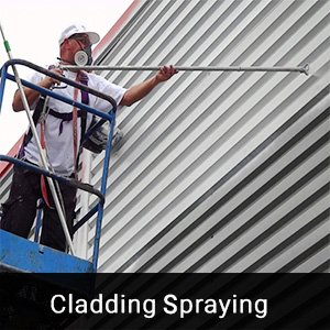 Cladding Spraying
