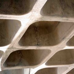 Cement and Concrete Ceiling Spraying by CeilCote – 01733 588251 / 0207 519 6362