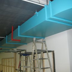 Ceiling Void Spraying by CeilCote – 01733 588251 / 0207 519 6362