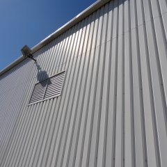 Cladding Spraying by CeilCote – 01733 588251 / 0207 519 6362